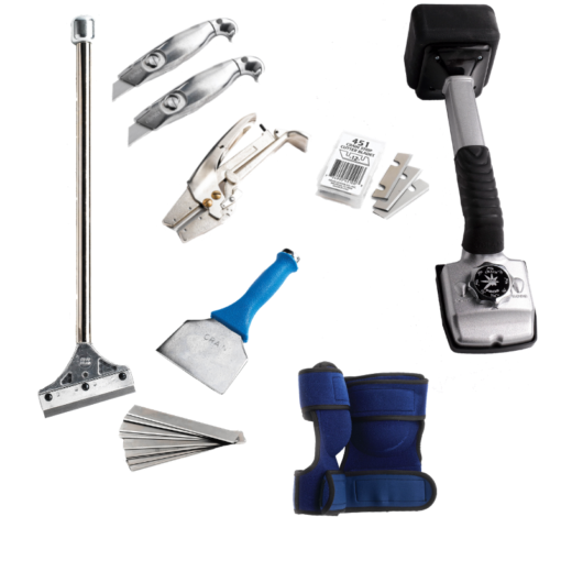 crain carpet tools
