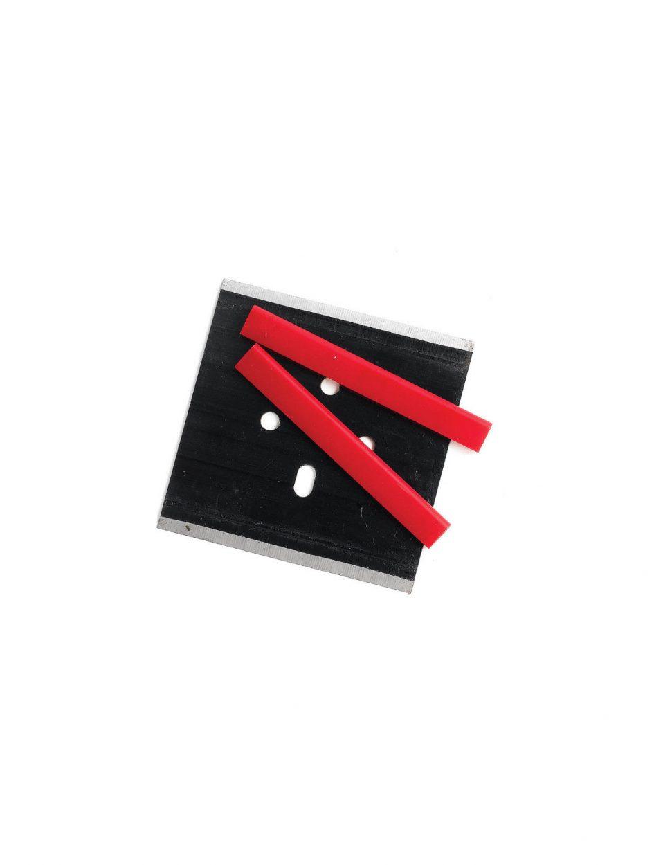 Robust Heavy Duty 4 inch Scraper Blade