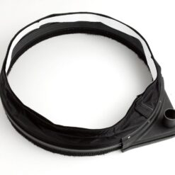 Vacuum Shroud For Single Disc Sander