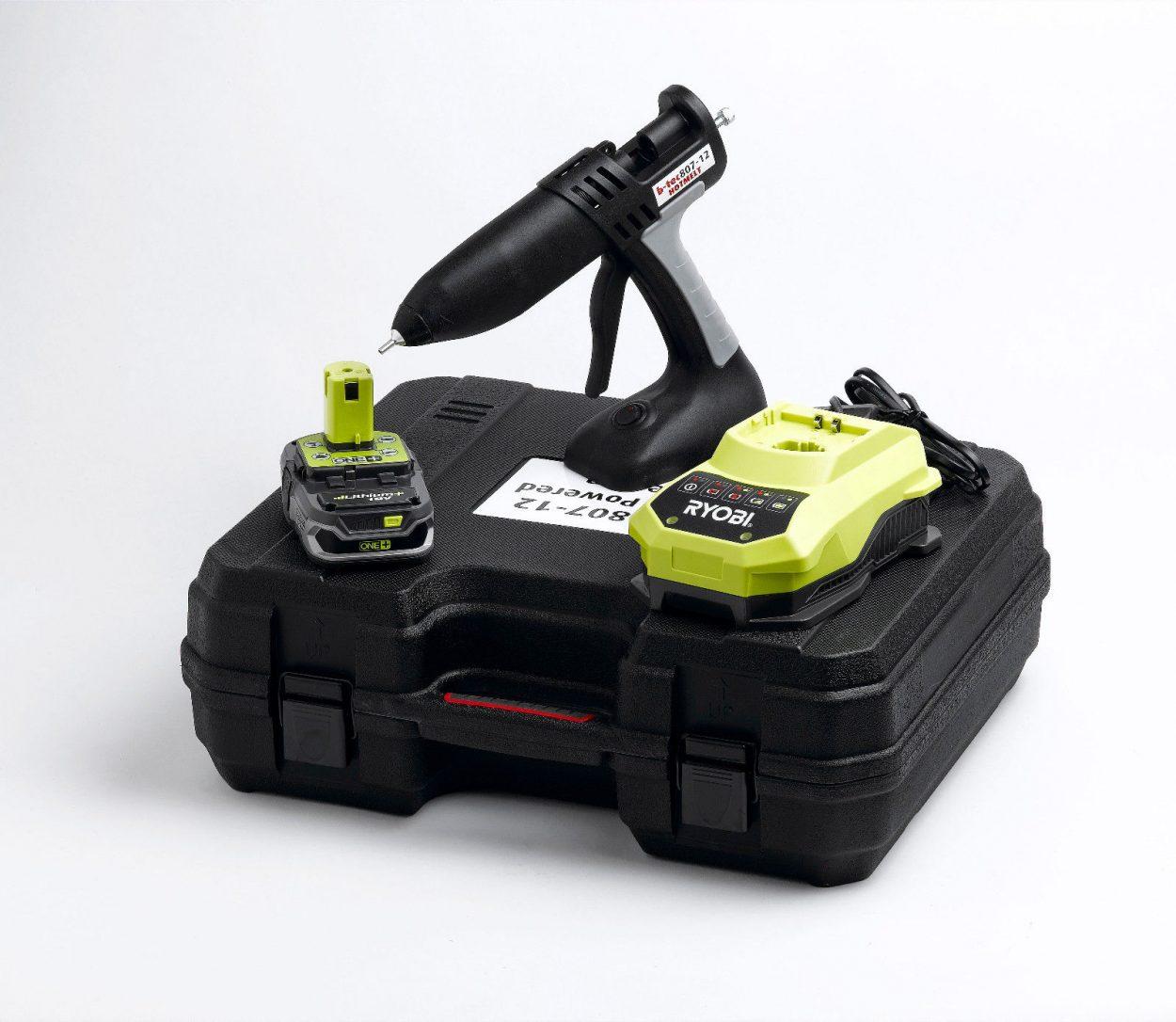 Battery Operated Glue Gun