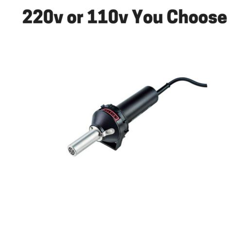 Leister Heat Gun 110v